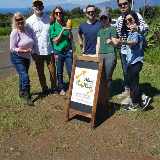 Maui Chocolate Tour