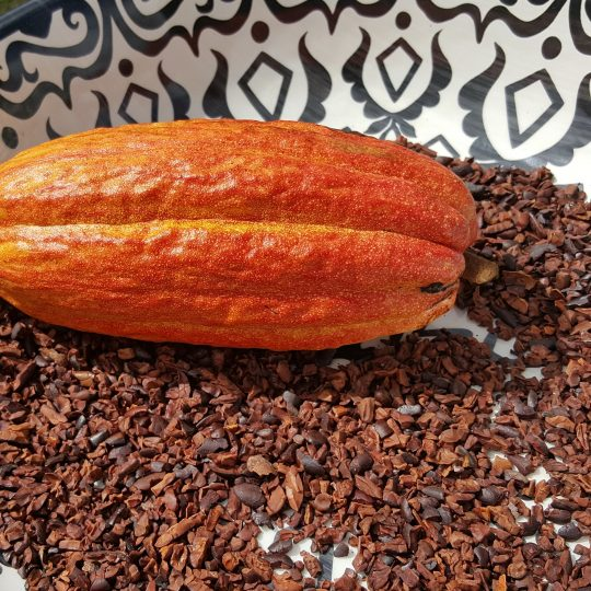 What's going on with coffee and cacao